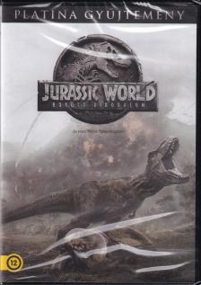 BAYONA - JURASSIC WORLD - BUKOTT BIRODALOM DVD