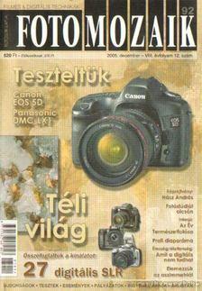 Sulyok László - Foto Mozaik 2005. december 12. szám [antikvár]