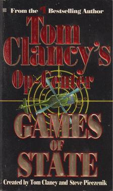 Tom Clancy - Games of State [antikvár]