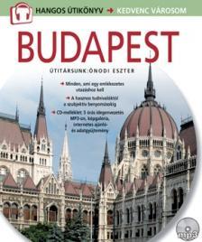 BUDAPEST - HANGOS ÚTIKÖNYV