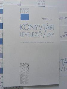 Kovácsné Komáromi Edit - Könyvtári Levelező/lap 2006. január-december [antikvár]