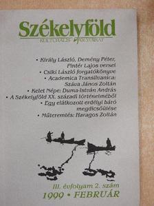 Beke György - Székelyföld 1999. február [antikvár]