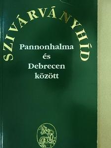 Bangha Béla - Szivárványhíd Pannonhalma és Debrecen között [antikvár]