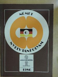 Sobieski Artúr - Német nyelvtanfolyam 6. [antikvár]