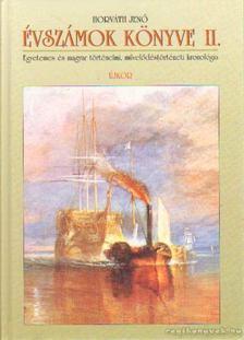 HORVÁTH JENŐ - Évszámok könyve II. - Újkor [antikvár]