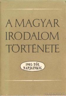 Béládi Miklós, Bodnár György - A magyar irodalom története 1905-től napjainkig [antikvár]