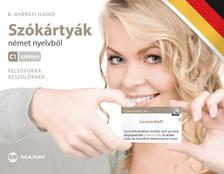 B. Györgyi Ildikó - Szókártyák német nyelvből C1 szinten - Felsőfokra készülőknek