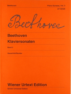 BEETHOVEN - KLAVIERSONATEN BAND2 (HAUSCHILD/REUTTER)