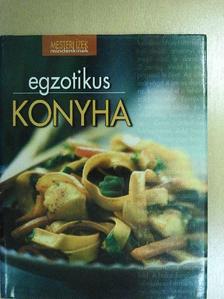 Boda Zoltánné - Egzotikus konyha [antikvár]