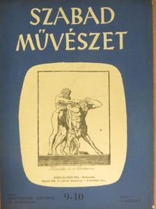 Ék Sándor - Szabad művészet 1949. szeptember-október [antikvár]