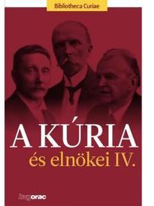 Többen - A Kúria és elnökei IV.