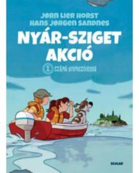 Jorn Lier Horst - Hans Jorgen Sandnes - Nyár-sziget akció