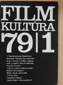 Alexa Károly - Filmkultúra 1979. január-február [antikvár]