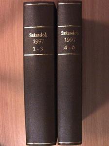 Diószegi István - Századok 1997/1-6. I-II. [antikvár]