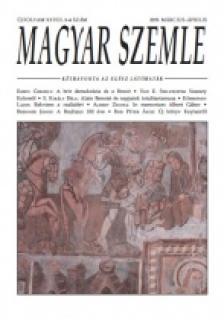 Magyar Szemle 2019.március-április