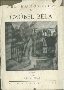 Kállai Ernő - Czóbel Béla [antikvár]