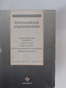 Harmati László - Bankszakmai alapismeretek I-V./Gyakorlati útmutató/Munkafüzet/Tesztfüzet/Függelék [antikvár]