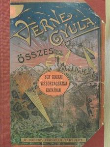 Jules Verne - Egy khinai viszontagságai Khinában [antikvár]