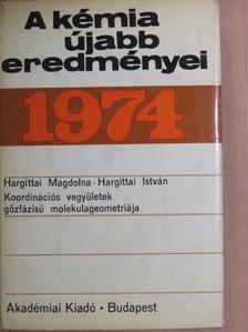 Hargittai István - A kémia újabb eredményei 23. [antikvár]