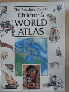 Kate Woodward - The Reader's Digest Children's World Atlas [antikvár]