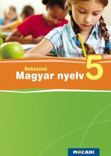 MS-2362U Sokszínű magyar nyelv tankönyv 5.o. (Digitális hozzáféréssel)