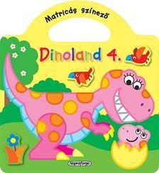 Dinoland - 4. Sárga ***