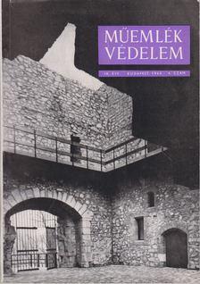 Gerő László - Műemlékvédelem IX. évf. 1965/4. szám [antikvár]