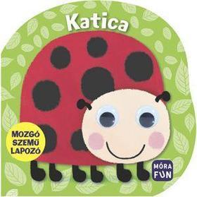 Mozgó szemű lapozó - Katica