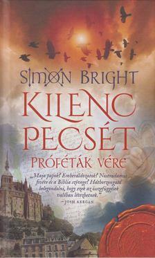 Bright, Simon - Kilenc pecsét [antikvár]