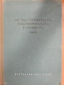 Balogh István - Az állattenyésztés törzskönyvezési évkönyvei 1959/60 [antikvár]
