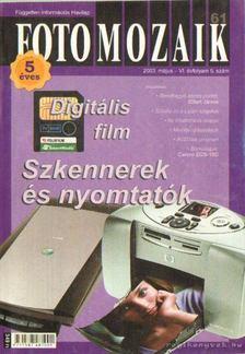 Sulyok László - Foto Mozaik 2003. május 5. szám [antikvár]