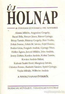 Kabdebó Lóránt - Új Holnap 1995. 40. évfolyam november [antikvár]