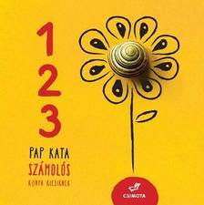 PAP KATA - 1,2,3 - Számolós könyv kicsiknek