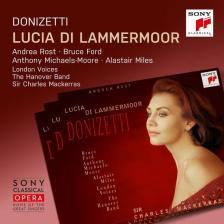 DONIZETTI - LUCIA DI LAMMERMOOR 2CD ROST ANDREA