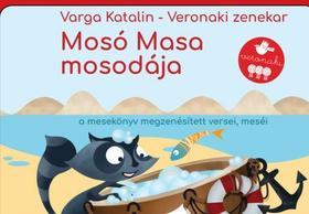 VERONAKI ZENEKAR - MOSÓ MASA MOSODÁJA - CD