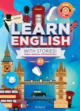 Learn English with stories! / Tanulj angolul történetekkel! A1 nyelvi szint