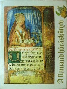 Wehli Tünde - A flamand hóráskönyv/Kísérőtanulmány (minikönyv) [antikvár]