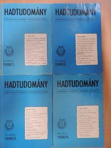 Balogh András - Hadtudomány 1998/1-4. [antikvár]