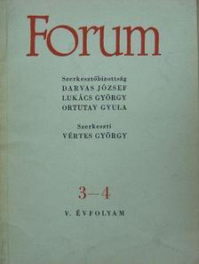 Boldizsár Iván - Forum 1950. március-április [antikvár]