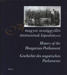 Mezey Barna - A magyar országgyűlés történetének képeskönyve [antikvár]