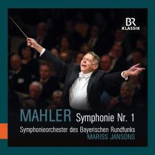 MAHLER - SYMPHONIE NR.1 CD JANSONS
