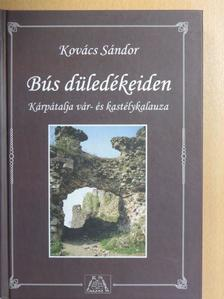 Kovács Sándor - Bús düledékeiden [antikvár]