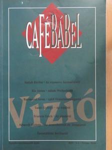 Allan Bloom - Café Bábel 1995/1-2. [antikvár]