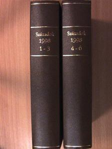 Csernus Sándor - Századok 1998. január-december I-II. [antikvár]