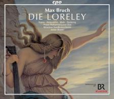BRUCH - DIE LORELEY 3CD BLUNIER