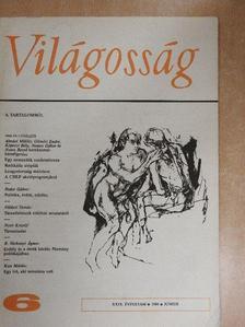 Fodor Gábor - Világosság 1988. június [antikvár]