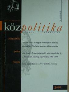 Englert György - Közpolitika 2004. március-április [antikvár]