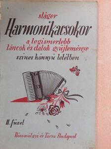 Erdélyi Mihály - Sláger harmonikacsokor II. [antikvár]