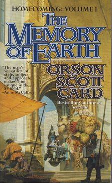 Orson Scott Card - The Memory of Earth [antikvár]