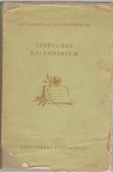 Kormos István - Szerelmes kalendárium [antikvár]